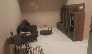Apartemen  2BR siap huni The Mansion Kemayoran-Jakarta Utara.