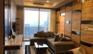 The Elements Apartment at Epicentrum Kuningan South Jakarta – 2 Bedroom Fully Furnished