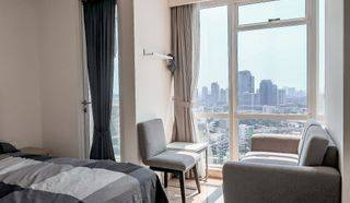 Apartment Menteng Park Luas 40 Type Studio Furnished Brand New
