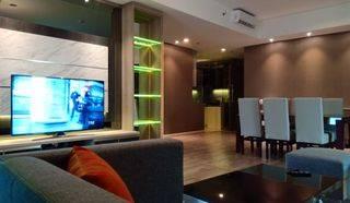 Apartemen St Moritz 3BR, Full Furnished - Puri Indah, Jakarta Barat