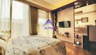 Apartemen Luxury Studio Type Landmark Residence Siap Huni Nyaman Ekslusif di Pajajaran Bandung Kota