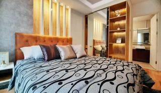 Apartemen 3 BR Cantik Landmark Residence Luxury Nyaman di Pajajaran Bandung Kota