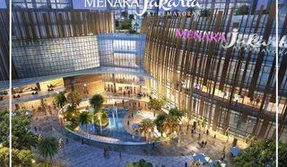 Miliki Segera Apartment, Condominium & Office diatas Mall, Konsep Superblock dan Lokasi terbaik di Pusat Kota