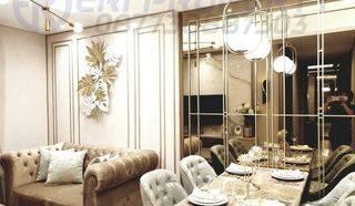 Apartemen Casa Grande Casagrande Phase II 2 BR 76 sqm 2,45 Miliar Unit Baru Eri Property Jakarta Selatan