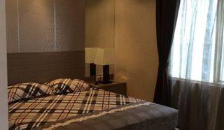 Royal Medit, 3 + 1 kamar, Furnish bagus, lantai rendah, harga murah, view pool