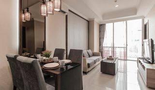 Apartemen Kuningan City type 2BR Fully Furnished
