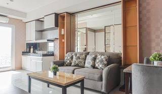 Apartemen Metro Park type 2 BR Full furnished Termurah !