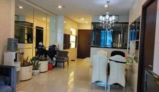Central Park Residences, 3 Bedroom/kamar, Furnish bagus, harga murah