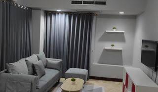Apartemen Grand Tropic - S.Parman, 3 Bdr, 123 m2, Fully Furnished