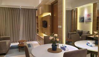 Apartemen Taman Anggrek Residence Condo 2+1 Fully Furnished, Grogol, Jakarta Barat