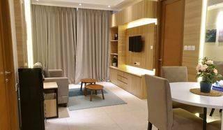 Apartment Taman Anggrek Residences 2BR+1 (99 m2) Tipe Condominium, Furnished, 130 Juta/Tahun, Taman Anggrek, Jakarta Barat