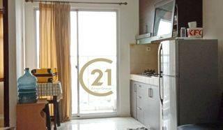Apartemen Mediterania garden 2 - 2BR Lantai rendah Furnished