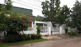 Rumah dengan tanah luas cocok untuk kantor dan gudang di KAV DKI Kembangan