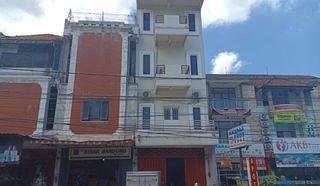 Ruko 4 lantai di  Jl. Imam Bonjol, Denpasar