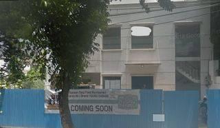 Brandnew Building untuk Cafe/ Resto di Senopati