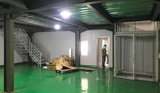 Gudang Sentra industri terpadu elang laut bagus lift 340m2
