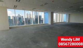 OFFICE SPACE AVAILABLE at CENTENNIAL TOWER MID ZONE 1407sqm
