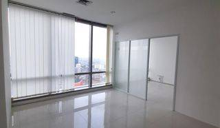 SUPER MURAH....OFFICE SPACE SOHO CAPITAL 139,63m2 UNFURNISHED @CENTRAL PARK, PODOMORO CITY