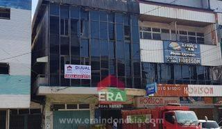 Ruko Pusat Kota Jalan Sisingamangaraja