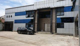 Gudang/Pabrik Kamal Raya, Lt. 2859 m2, Lb. 1500 m2, SHM, 33000 watt, Harga 32,5 M Nego, Kamal, Jakarta Barat