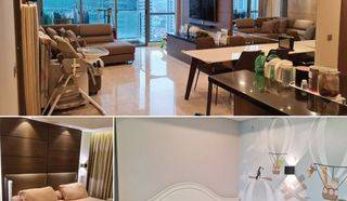 Apartemen St. Moritz, Tower New Ambassador, Jakarta Barat, 139 m², Lt 29, PPJB