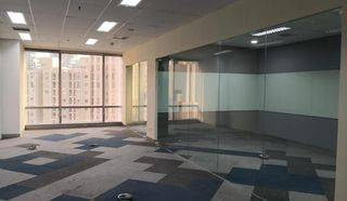 OFFICE SPACE 139 SQM SEMI FURNISHED SOHO CAPITAL @CENTRAL PARK