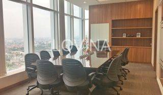 Ruang Kantor Equity Tower SCBD Fully Furnished View Timur