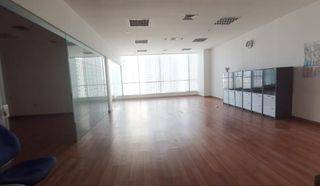OFFICE SPACE 135SQM SEMI FURNISHED APL TOWER @CENTRAL PARK, PODOMORO CITY