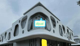 Ruko Brand New 5x12 hoel hadap boulevard di Citra Garden 8 Kalideres Jakarta Barat