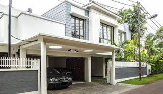 New Home  At Kemang Amperalt/lb 495/400m2.