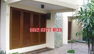 Rumah Bagus Unik Etnik di Pondok Indah. Info : 0812 8377 0123