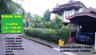 Rumah Mewah Klasik Di Pesona Depok Estate Depok Margonda