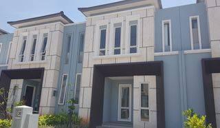 Rumah  BARU BAGUS MURAH depan Sport Club  cluster Leora Alam Sutera.Terdekat ke Pasar dan Mall