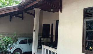 Cipete, Rumah Tua Bisa Ijin Komersil