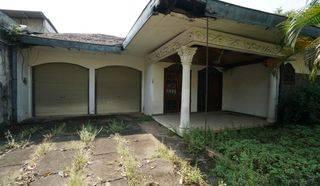Rumah Kemang Bebas Banjir ukuran 866 bangunan tua hitung tanah saja SHM siap Nego