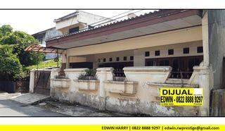 Rumah Tua Cocok Kos Hitung Tanah Komplek IKPN Bintaro Jakarta Selatan