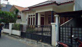 Rumah Jalan Kebalen Kebayoran Baru Jakarta Selatan
