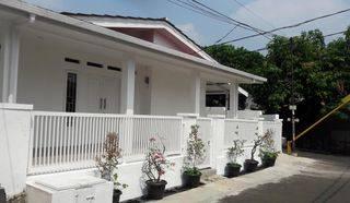 Rumah Pertamina Pondok Ranji Tangerang Banten