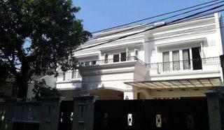 Rumah Mewah di Senopati