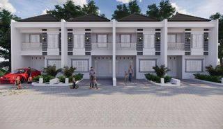 Rumah 2 lantai strategis dekat stasiun Depok - Margonda Premier