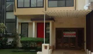 Rumah siap huni di  Komples Discovery Bintaro Jaya