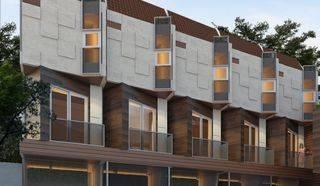 Rumah Murah Puri Indah 3 Lantai SHM (Aparthouse) Landed di SCBD Puri, Akses Tol, Transjakarta, KRL