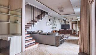 Rumah Mewah minimalis modern di kemang