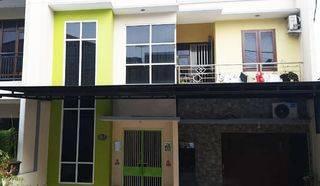 Rumah Exclusife Cluster Second Jalan Timbul Jagakarsa Jaksel Dket Pintu Tol Brigif