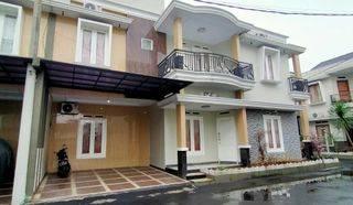 Rumah Cantik Dalam Cluster Kebagusan