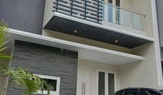 Rumah Baru Design Minimalis Dekat MRT Lebak Bulus