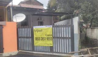 Rumah di Kampung Jati, Depok