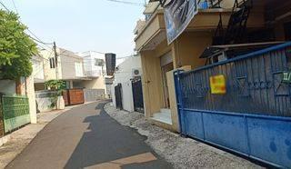 Kebayoran Baru, Rumah Tua Hitung Tanah Dekat Stasiun MRT Blok M