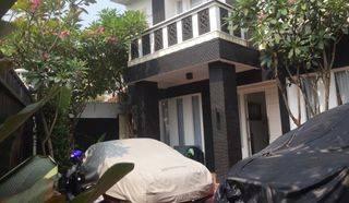 Rumah di Jl Paso Jagakarsa, bagus