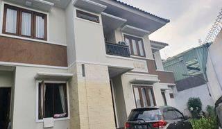 Rumah Modern Minimalist Siap Huni Daerah Cilandak